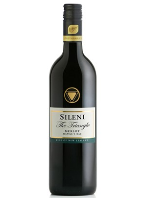 SILENI Estate Selection Triangle Merlot